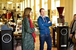 Christine Schwaiger mit Florian Kaps, Supersense
