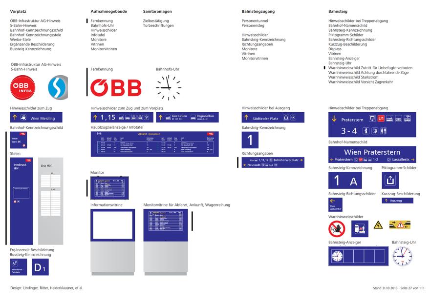 ÖBB-Systemelemente