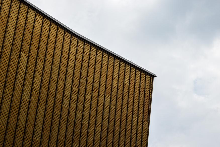 Berliner Philharmonie, Hans Scharoun