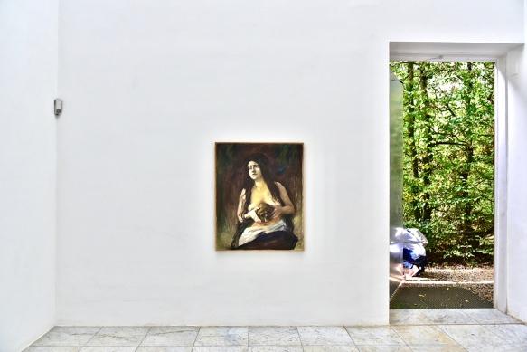 Museumsinsel Hombroich: Labyrinth, Bild: Lovis Corinth