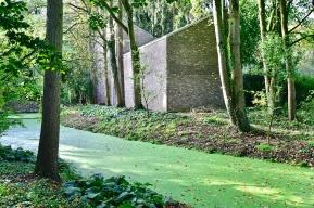 Museumsinsel Hombroich: Raumobjekt von Erwin Heerich