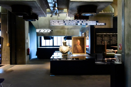 Zeche Zollverein, Ruhr Museum, Szenografie: HG Merz