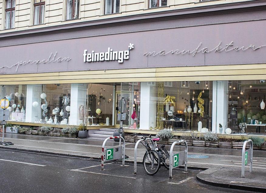Feinedinge Porzellan Wien