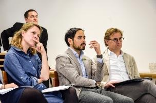 Marie Rahm, Philipp Patzel, Christian Prasser