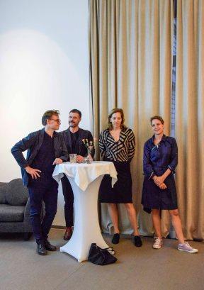 Christian Prasser, Christof Nardin, Christine Schwaiger, Marie Rahm