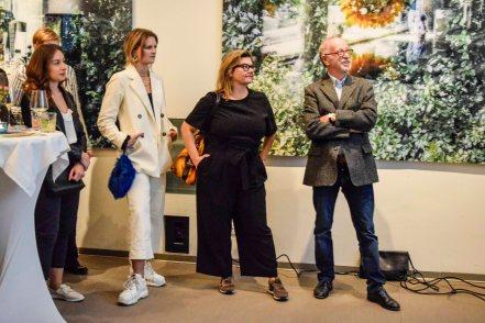 Anna Schmiderer, Lilli Hollein, Otto Wiesenthal