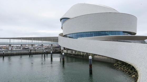 Kreuzfahrtschiff Terminal in Porto